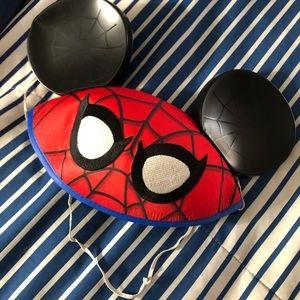 Disney Spiderman Mickey Ears